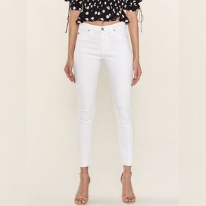 [Adriano Goldschmied] Farrah High Rise Ankle Jeans